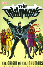 Inhumans_Origin Of The Inhumans