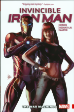 Invincible Iron Man_Vol. 2_The War Machines