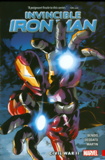 Invincible Iron Man_Vol. 3_Civil War II