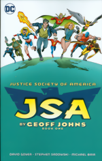 JSA by Geoff Johns_Book One