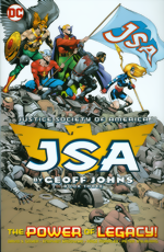 JSA By Geoff Johns_Book 3