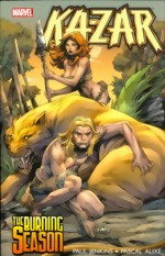 Ka-Zar_Burning Season