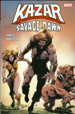 Ka-Zar_Savage Dawn