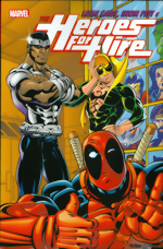 Luke Cage, Iron Fist And The Heroes For Hire