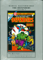 Marvel Masterworks_The Defenders_Vol. 5_HC