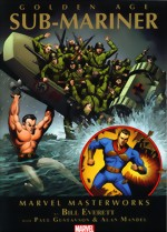 Marvel Masterworks_Golden Age Sub-Mariner_Vol. 1