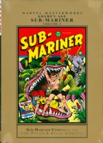 Marvel Masterworks_Golden Age Sub-Mariner_Vol. 3_HC