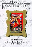 Marvel Masterworks_Vol. 38_The Avengers 4_Variant