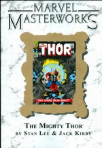 Marvel Masterworks_The Mighty Thor_Vol. 5_Variant