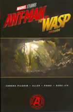 Marvels Ant-Man And The Wasp Prelude