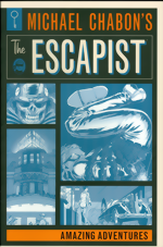 Michael Chabons The Escapist_Amazing Adventures