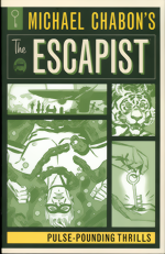 Michael Chabons The Escapist_Pulse-Pounding Thrills