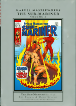 Marvel Masterworks_Sub-Mariner_Vol. 4_HC