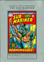 Marvel Masterworks_Sub-Mariner_Vol. 6_HC