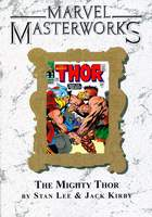 Marvel Masterworks_Vol. 52_The Mighty Thor 4_Variant