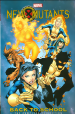 New Mutants_Back To School_The Complete Collection