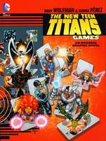 New Teen Titans_Games