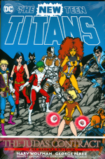 New Teen Titans_Judas Contract_The Deluxe Edition_HC