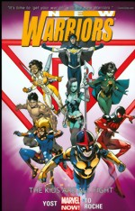 New Warriors_Vol. 1_The Kids Are All Fight