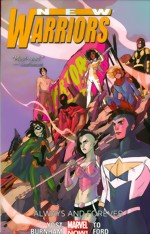 New Warriors_Vol. 2_Always And Forever