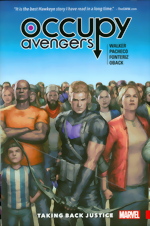 Occupy Avengers_Vol. 1_Taking Back Justice