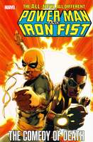 Power Man And Iron Fist_The Comedy Of Death