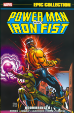Power Man And Iron Fist Epic Collection_Vol. 3_Doombringer