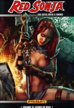 Red Sonja_Vol. 11_Echoes Of War