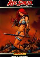 Red Sonja Vol. 4: Animals And More