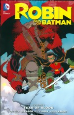 Robin_Son Of Batman_Vol. 1_Year Of Blood_HC