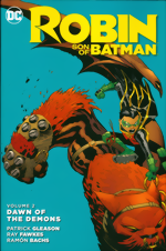 Robin_Son Of Batman_Vol. 2_Dawn Of The Demons