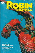Robin_Son Of Batman_Vol. 2_Dawn Of The Demons_HC