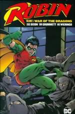 Robin_Vol. 5_War Of The Dragons