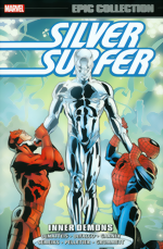 Silver Surfer_Inner Demons_Silver Surfer Epic Collection_Vol. 13