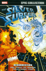 Silver Surfer Epic Collection_Vol. 9_Resurrection