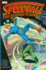 Speedball_The Masked Marvel