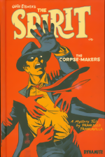 Will Eisners Spirit_The Corpse Maker_HC