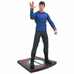Mr. Spock Action Figure_Star Trek Into Darkness Select