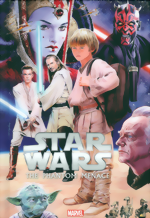 Star Wars_Episode I_The Phantom Menace_HC