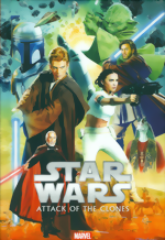 Star Wars Episode II_Attack Of The Clones_HC