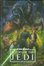 Star Wars Episode 6_Return Of The Jedi_HC