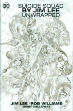 Suicide Squad By Jim Lee Unwrapped_HC