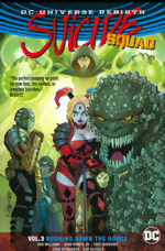 Suicide Squad_Vol. 3_Burning Down The House