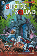 Suicide Squad_Vol. 3_Death Is For Suckers