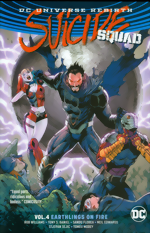 Suicide Squad_Vol. 4_Earthlings On Fire