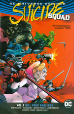 Suicide Squad_Vol. 5_Kill Your Darlings