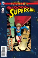 Supergirl_Futures End_One-Shot_3D Cover