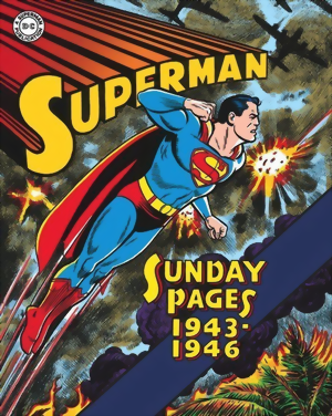 Superman: Golden Age Sundays Vol. 1 - 1943-1946 HC