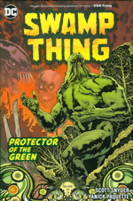 Swamp Thing_Protector Of The Green