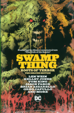 Swamp Thing_Roots Of Terror_The Deluxe Edition_HC